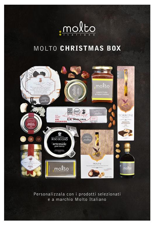 Christmas Box Molto